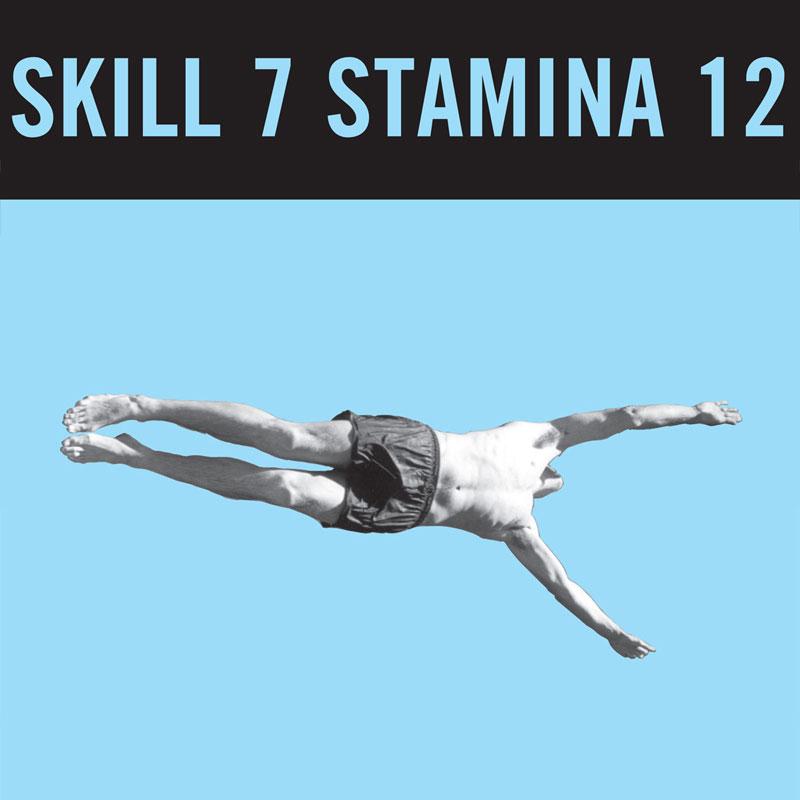SKILL 7 STAMINA 12 / ZEBRA ZEBRA