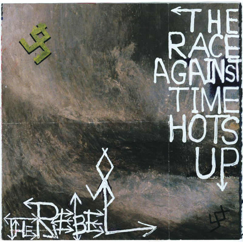 THE REBEL - THE RACE AGAINST TIME HOTS UP